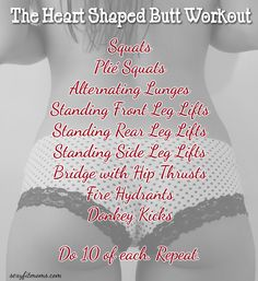 Heart-shaped-butt-workout