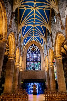 St. Giles Cathedral -  Edinburgh, Scotland - I've been there
