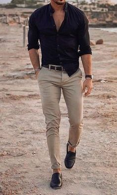Mens Dress Outfits, Formal Men Outfit, Outfits Casual, Casual Wear For Men, Stylish Mens Outfits, Mode Outfits, Smart Casual Man, Business Casual Herren, Mode Masculine