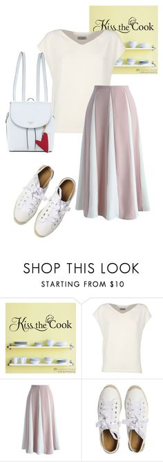 """skirt"" by masayuki4499 ❤ liked on Polyvore featuring Alberto Biani, Chicwish, Matt Bernson and GUESS"