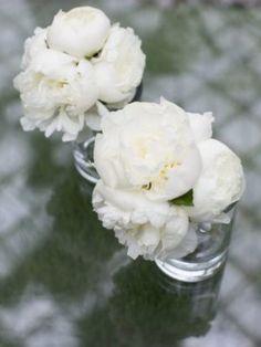 Wedding Reception Decor Inspiration - Photo: Miller + Miller Photography