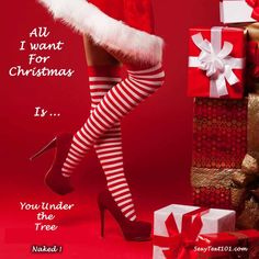 All I want for Christmas is Sexy Text Make Him Want You, Words To Use, I Think Of You, Love Tips, Im Ready, Love Your Life, Best Memories, Things I Want, Memes