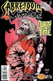 Sabretooth and Mystique #2