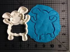 Timmy Time Cookie Cutter by JBCookieCutters on Etsy