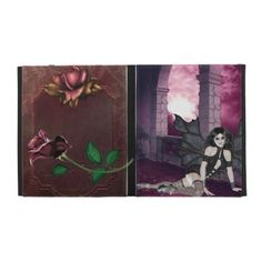 Shop for Fantasy iPad cases and covers for the iPad Pro or Mini. No matter which iteration you own we have an iPad case for you! Fantasy Gifts, Faeries, Elves, Ipad Case, Mystic, Pixie, Goth, Creatures, Angel