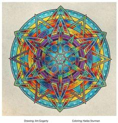 Latest Collaboration with Hadas by Mandala-Jim on DeviantArt