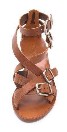 Madewell Whistlestop Sandals | SHOPBOP