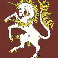 Unicorn Rampant