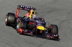 POR FIN EN SU TIERRA. El alemán Sebastian Vettel ganó por primera vez el Gran Premio de Alemania, el circuito de Nurburgring y continúa liderando el campeonato de la presente temporada. http://www.revistagraderia.co/por-fin-en-su-tierra/