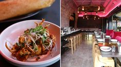 We get acquainted with Mark Wallbank& latest restaurant Honeybear — a Burmese street food inspired, a nouveau-Asian eatery in Ponsonby Central. Burmese, Auckland, Places To Eat, Japchae, Street Food, Restaurant, Asian, Dining, Inspired