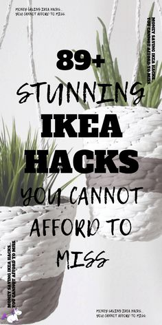 128 best IKEA hacks not to be missed Bedroom Hacks, Ikea Bedroom, Diy Bedroom Decor, Diy Home Decor Rustic, Cheap Home Decor, Ikea Hacks, Hacks Diy, Diy On A Budget, Decorating On A Budget