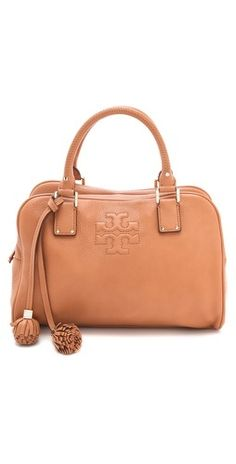 I do leatherwork, and I think this exact purse would look great done in a really nice tooling leather.