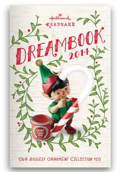 Here it is: Your Christmas Compass, your Map to the Merry, your Guidebook to Goodwill. Everything you need to know (and wish for) about this year's Keepsake Ornaments is in this Dreambook. Peruse it online, then head to your local Gold Crown store to meet the Class of 2014 in person.