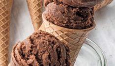 Vegan παγωτό κακάο χωρίς ζάχαρη!