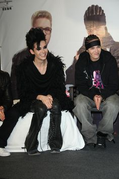 Bill & Tom Kaulitz!!!