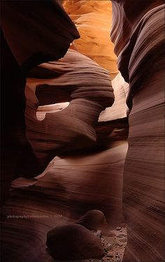 This is such a cool place ~ several years ago, we spent a fun day there.  Lower Antelope Canyon, Page, Arizona