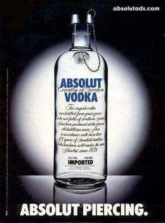 absolut piercing