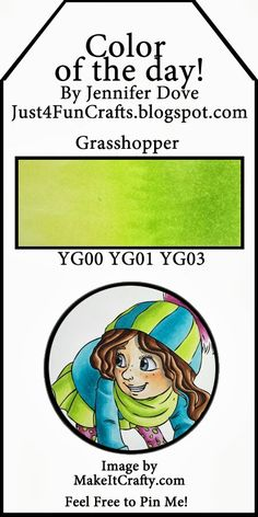 Grasshopper Copic Color Chart, Copic Colors, Marcadores Copic, Copic Marker Art, Sketch Markers, Color Tag, Distress Markers, Coloring Tutorial, Color Blending