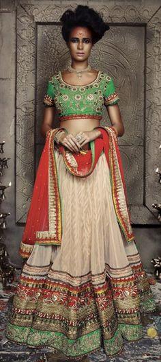 #Lehenga #bride #pastel #indianwedding