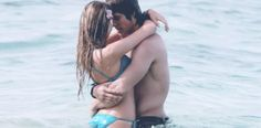 Indiana Evans and Brenton