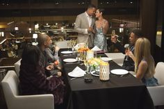 Fox Network - Empire TV Series Lucious invites the entire family to Empire Entertainment for the announcement of his and Anika's engagement. Cookie reacts!!!