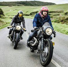 Ride in life Motorcycle always nice