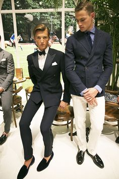 Saks at the Shows: Polo Ralph Lauren Spring/Summer 2016