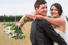 White Wedding bouquet Image by Shar Hays