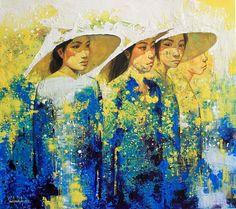 lim-khim-katy-woman-in-saigon-oil-on-canvas-36-x-40-in-2013-m.jpg (508×450)