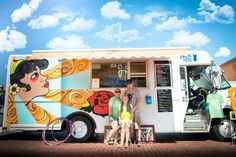 The Gypsy Kit is a food trailer parked up in Austin.The vision of The Gypsy Kit is to offer culinary choices that are as amazing, creative and eclectic as the people of Austin themselves. Custom Food Trucks, Wichita Falls, Food Trailer, Gypsy, Kit