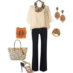 I'm so impressed by this necklace!, created by laura-truitt.polyvore.com