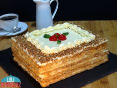 Bakery Recipes, Dessert Recipes, Puff Pastry Recipes, Delicious Desserts, Fondant, Deserts, Sweets, Baking, Ethnic Recipes
