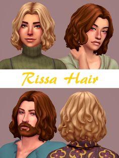 the sims 4 hairstyle - hairstyle sims 4 _ hairstyle sims 4 cc _ hairstyle sims 4 male _ hairstyle sims 4 maxis match _ the sims 4 hairstyle _ the sims 4 cc hairstyle _ the sims 4 man hairstyle _ the sims 4 wedding hairstyle Maxis, Sims 4 Cc Packs, Sims 4 Mm Cc, Sims 4 Game Mods, Sims Mods, Sims 4 Cas, My Sims, The Sims 4 Cabelos, Pelo Sims