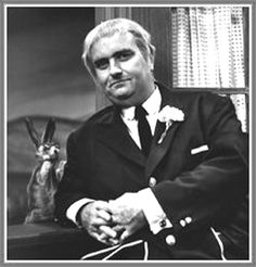Captain Kangaroo was new when my brother was little. He's 57 years old now. Whoever thought Bob Keeshan would be around so long he'd actually look older than the mustached guy he played.