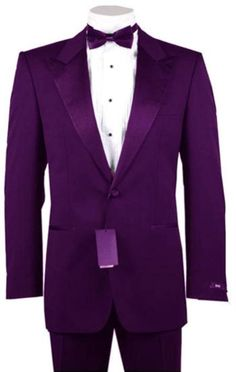 to go with the black and purple tux Google Image Result for http