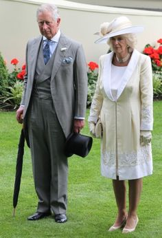 Prince Charles without topper