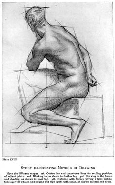 The Practice and Science of Drawing   by Harold Speed - Ch. VIII
