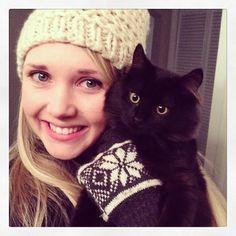 Jessica with Onyx