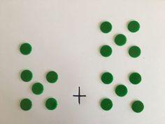 Zehnerübergang Plus in 10 Minuten gelernt...! - Christine Strauß-Ehret Kindergarten, Homeschool, Kids Math, Female Lion, Teaching Math, Homework, Learn Math, Math Education, Kindergartens
