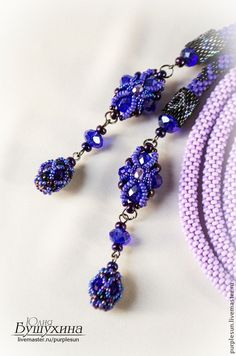 "Purplesun FREE Beaded Bead Tutorial ""Fleur-de-Lys"". Clear photos. Use: Rondelle beads 8mm, Czech firepolished beads 4mm, Japanese seed beads 15/0, Delica (tube) seed beads 11/0, Czech seed beads 6/0 and 10/0-11/0"