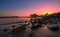 San Diego CA SUNSET in Skibeach  Photo by Vic Photoz Photography.