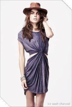 DIY Shakuhachi Cut Out Dress « a pair & a spare