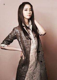 Yoona for J look magazine