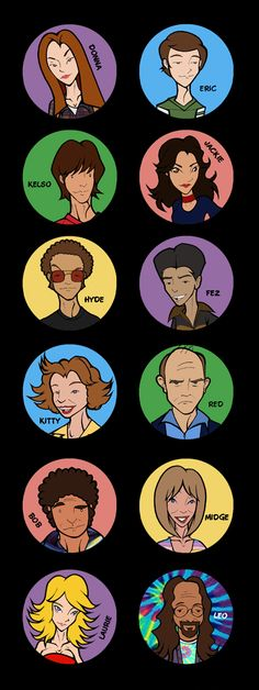 That 70's Show by chinaguy16 on DeviantArt