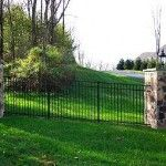 Fence Southern New Jersey  Aluminum Fence