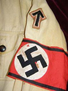 SS Brownshirt. Standartenführer. Early 1930s.