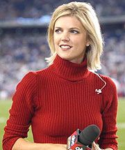 Melissa Stark Will Take A Leave Of Absence After Three Seasons On Monday Night Football