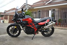 BMW F 700 GS Touratech 2.600KM 2016 | 500 - 999cc Motorcycles for Sale | Pattaya & East Coast of Thailand | Thailand