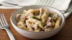 Pasta in the slow cooker? That's right. (Because the only thing better than creamy chicken tetrazzini is creamy chicken tetrazzini that basically makes itself.) With a little careful layering of ingredients, you'll be amazed at what your slow cooker can do! Check out our tip sheet for  more slow-cooker secrets.