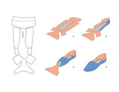 Molde para sapato